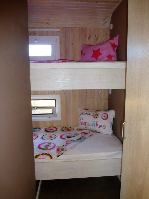 kinderslaapkamer stapelbedden